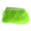 Turkey Trim 3-4in Aprox. 13g 1Yd Lime Green